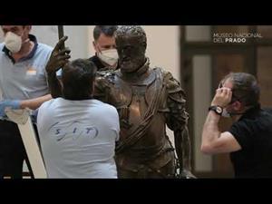 """Reencuentro: """"Carlos V y el Furor"""", de Leone y Pompeo Leoni"""