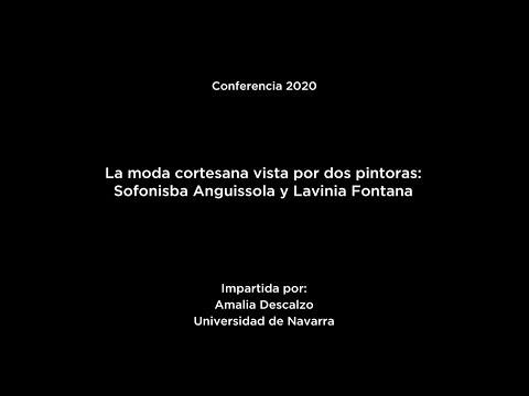 La moda cortesana vista por dos pintoras: Sofonisba y Lavinia (LSE)