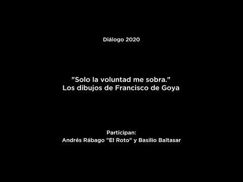 """Diálogo """"Sólo la voluntad me sobra"""": Andrés Rábago """"El Roto"""" y Basilio Baltasar"""