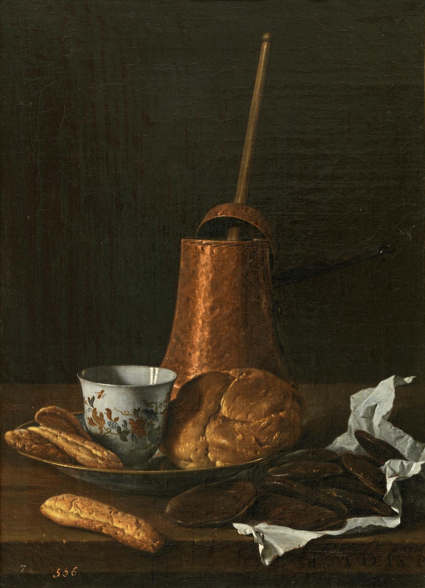 Image result for Chocolatera museo del prado