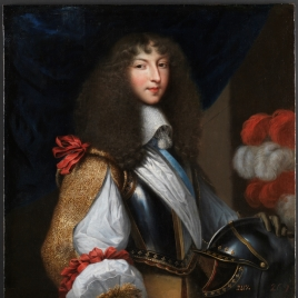Louis XIV as a young