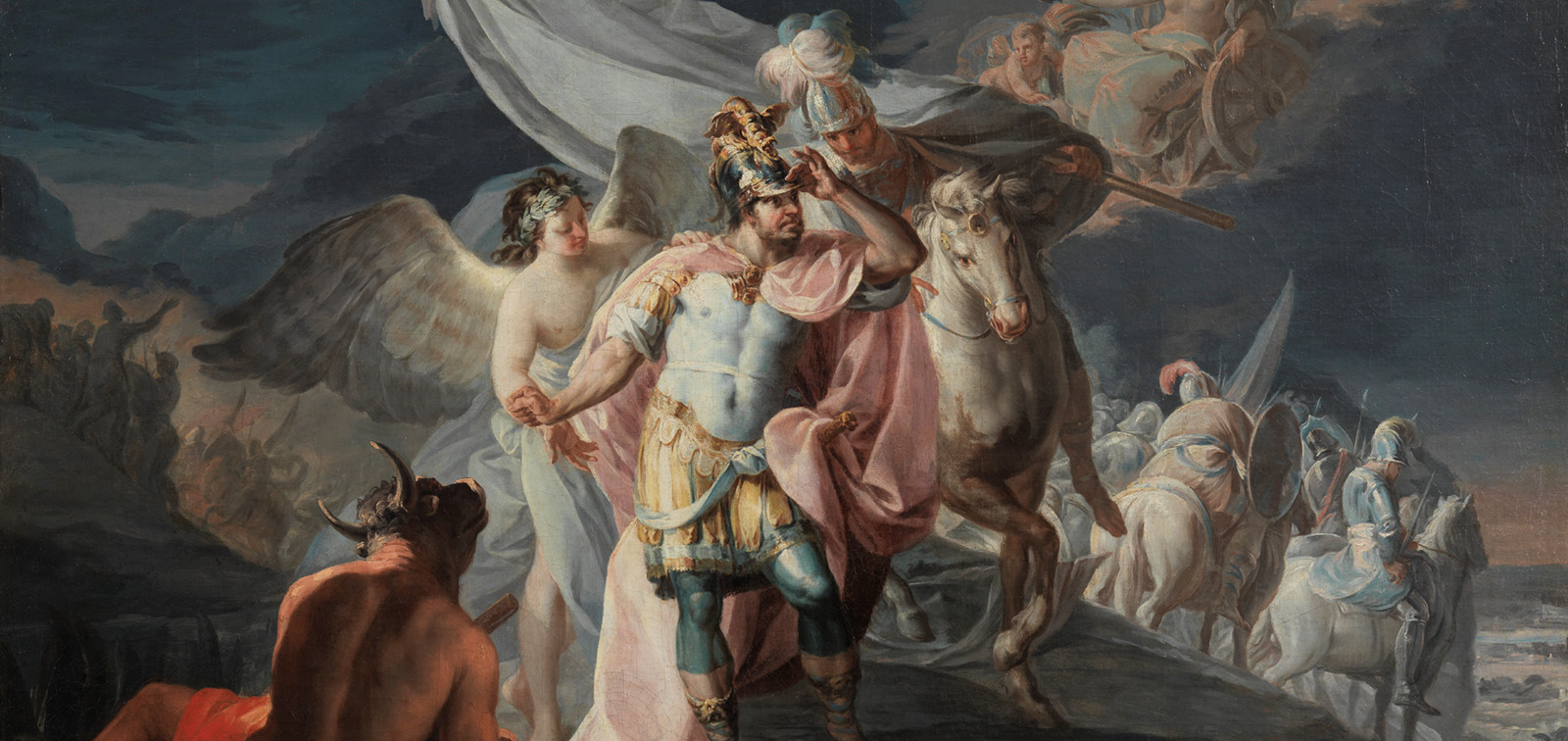 Cuarenta años de amistad. Donaciones de la Fundación Amigos del Museo del Prado