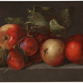 Apples, Figs and Plums