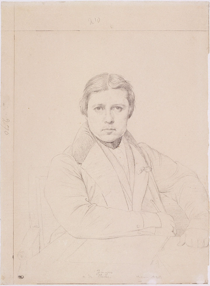 Ingres and the 14th Duke of Alba