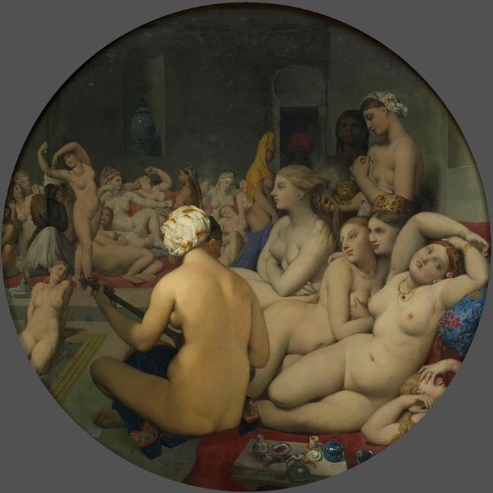 Suntuosa desnudez