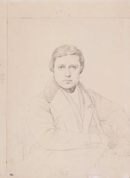 Self-portrait, half-length