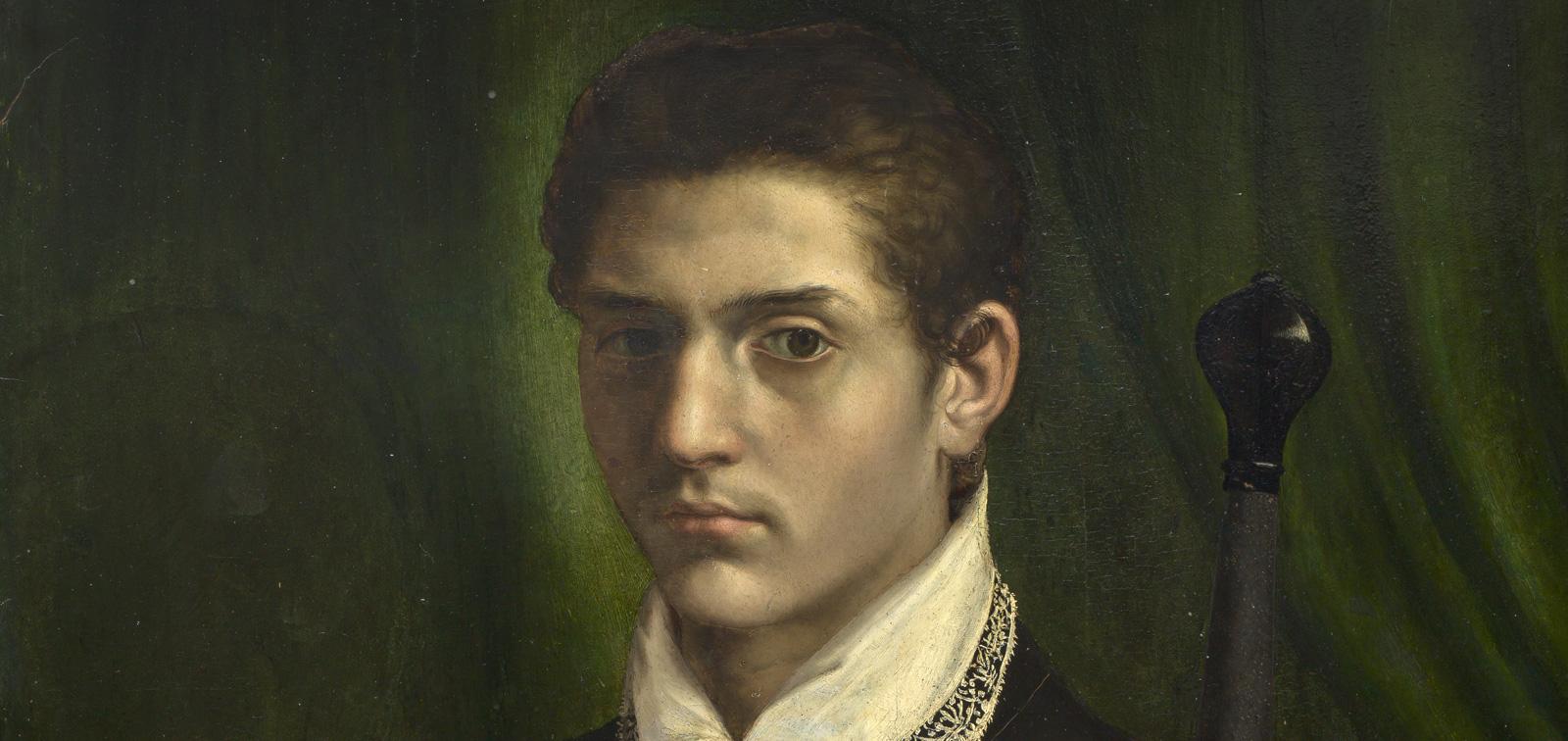 Descubriendo la Colección: <em>Retrato de caballero</em>, de Daniele Ricciarelli da Volterra