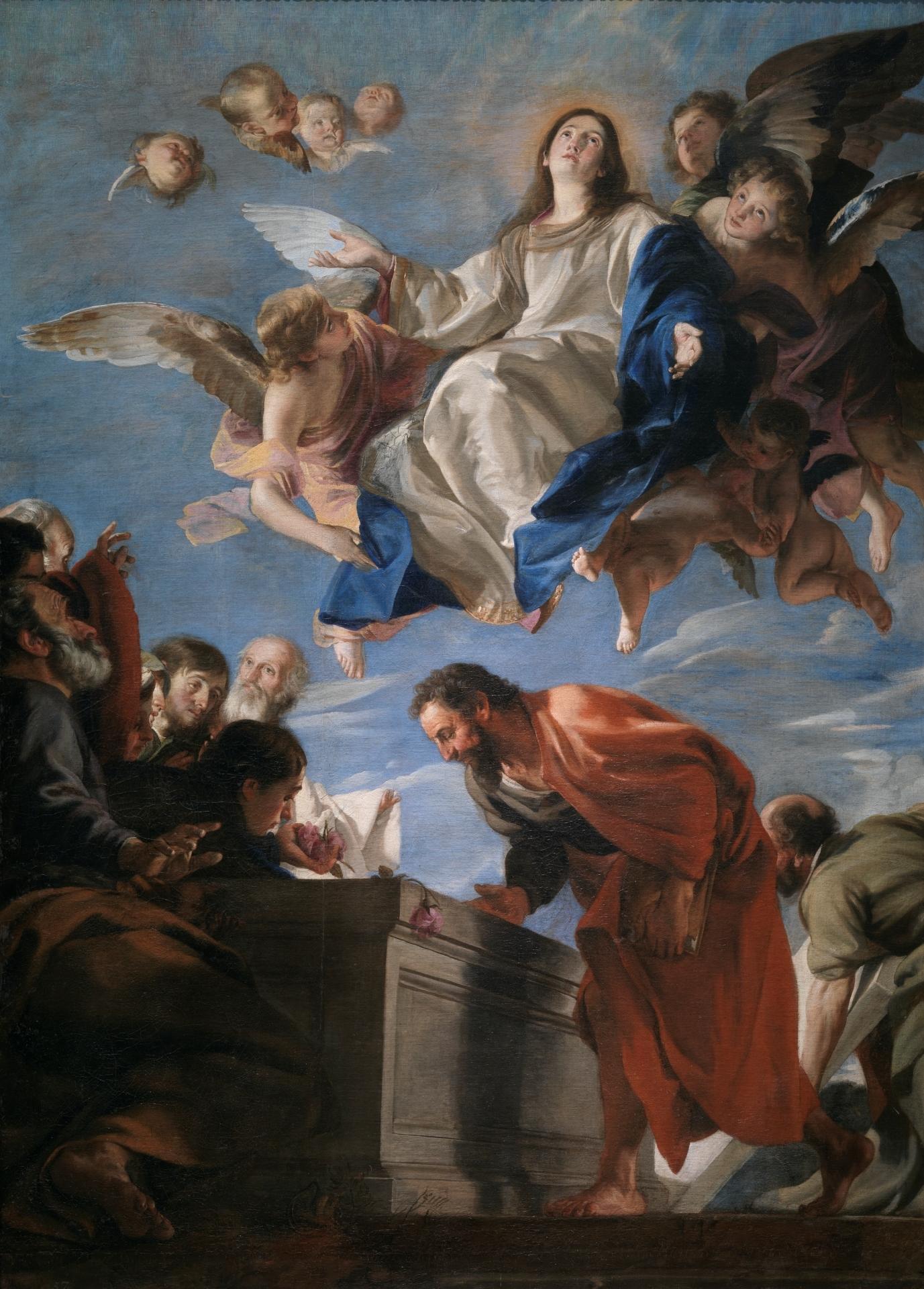 Resultado de imagen para a Asunción de la Virgen