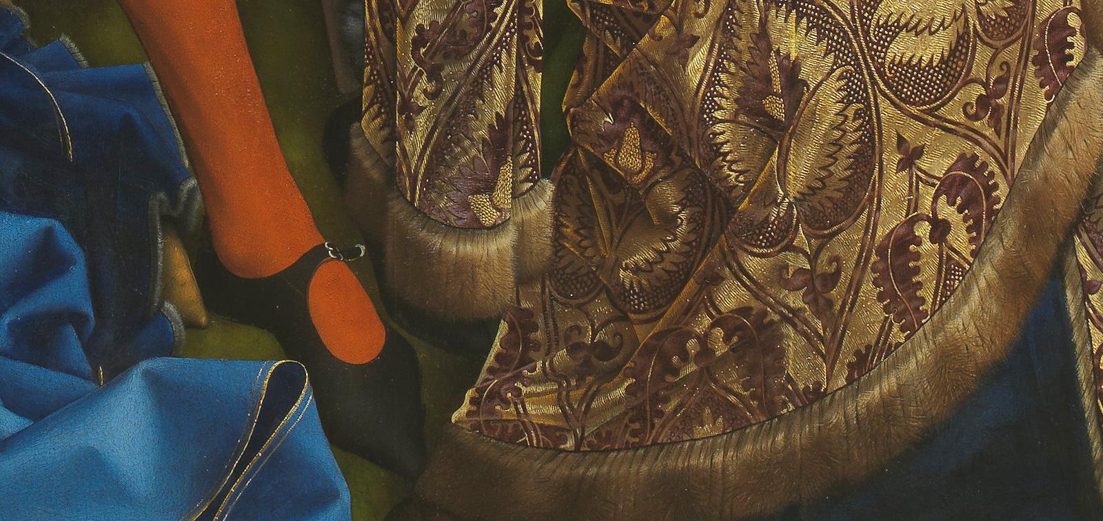 De hojas de parra, sederías y martas cibelinas. Textiles y otras curiosidades en las pinturas del Museo del Prado