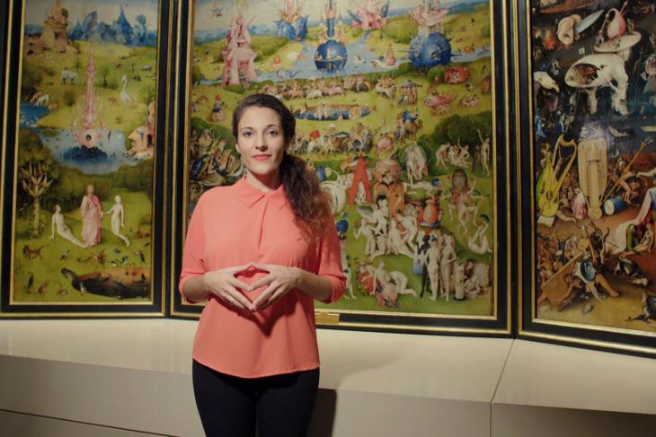 El MOOC del Bosco, del Museo del Prado, en colaboración con Telefónica, fija un récord histórico de inscripciones en  un curso de temática cultural y museística