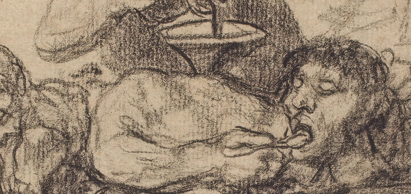 Papeles, técnicas y procesos en la obra gráfica de Goya