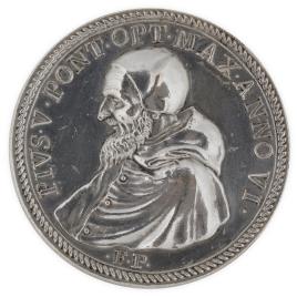 Pío V - La Batalla de Lepanto
