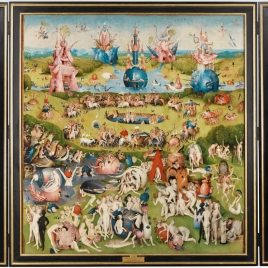 The Garden of Earthly Delights Triptych