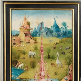 The Garden of Earthly Delights Triptych The Collection Museo