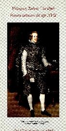 Velázquez, Rubens y Van Dyck : pintores cortesanos del siglo XVII / Museo Nacional del Prado.