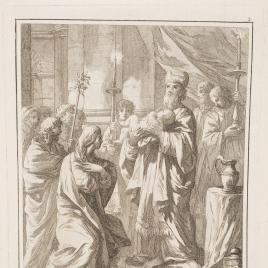 La presentación de la Virgen, 2 de febrero