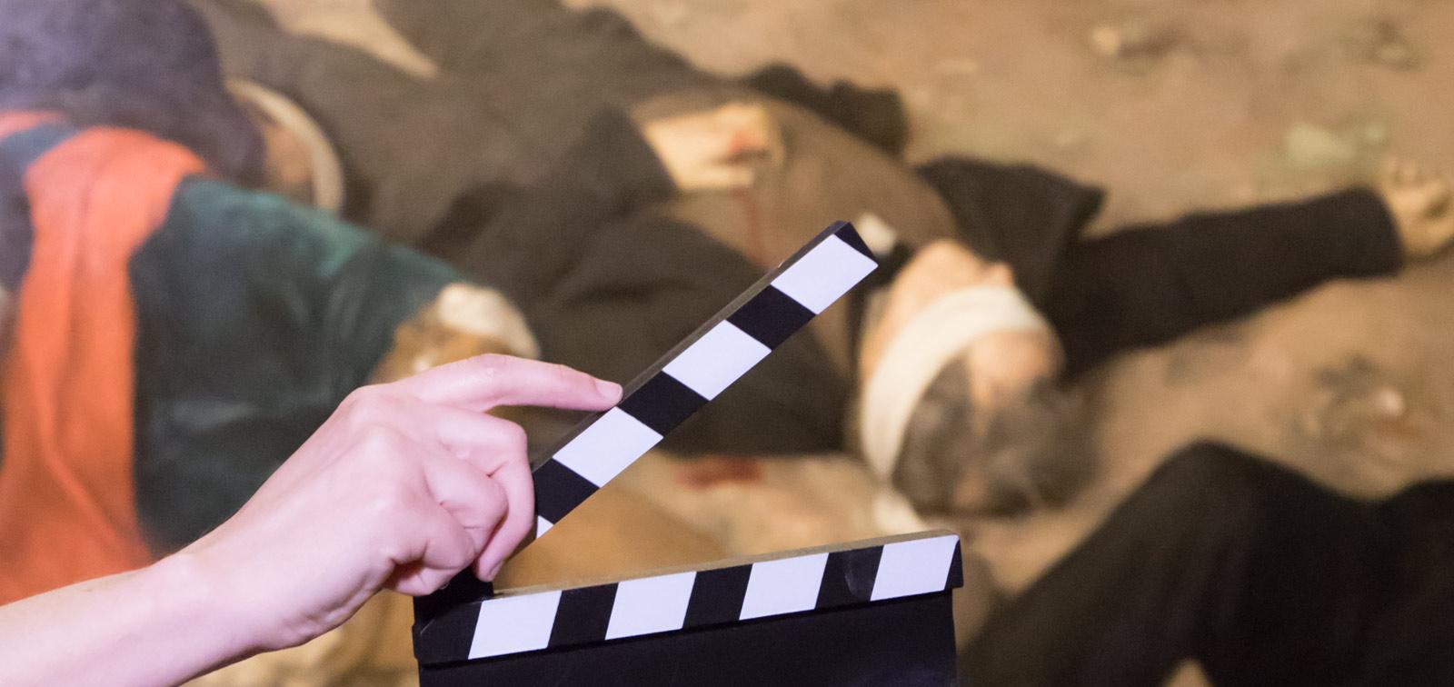 <em>Artes y cine para un bicentenario</em>