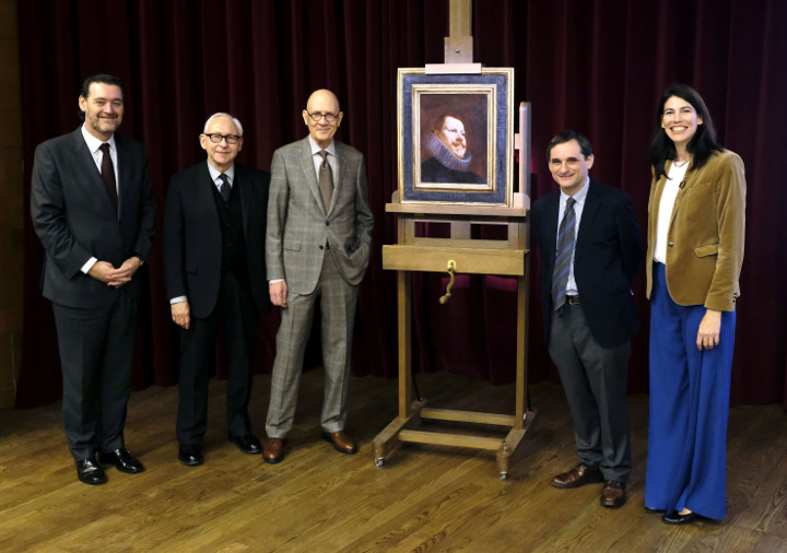 El Museo del Prado presenta una obra inédita de Velázquez donada por William B. Jordan a American Friends