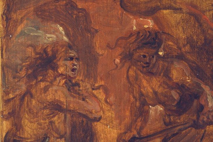 Rubens. Pintor de bocetos