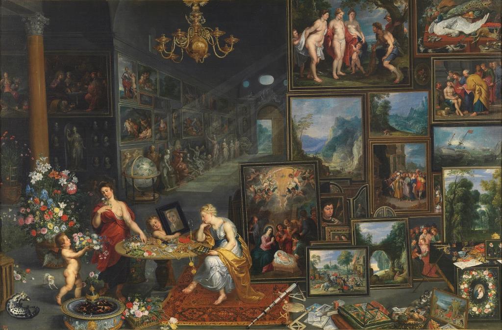 El coleccionismo. De objeto de uso a objeto artístico