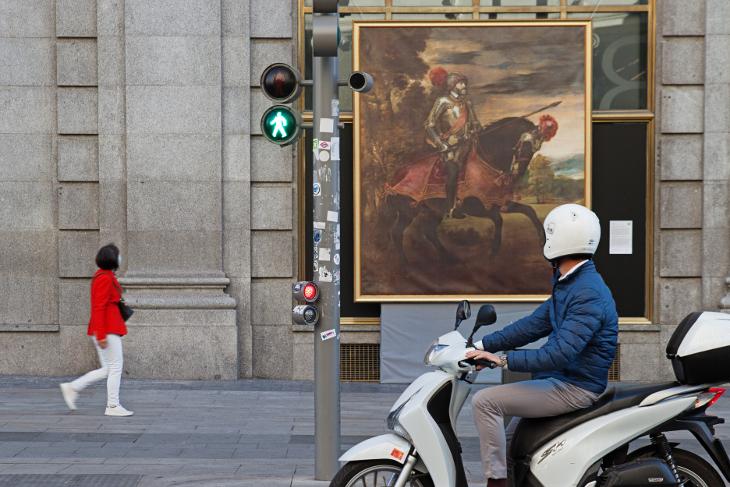 El Museo Nacional del Prado sale al encuentro de los madrileños