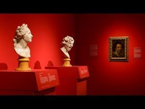 Exposición: Las Ánimas de Bernini. Arte en Roma para la corte española
