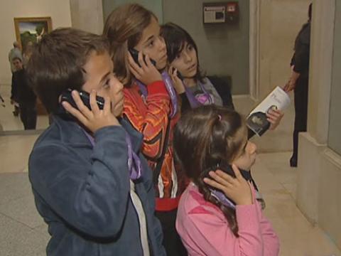 El Museo Nacional del Prado presenta nuevas audioguías para niños