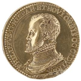 Felipe II, de España -  Isabel de Valois