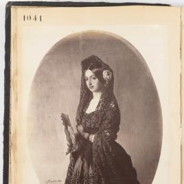 Luisa Fernanda de Borbón, duquesa de Montpensier