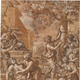Alegoría de la Casa Barberini