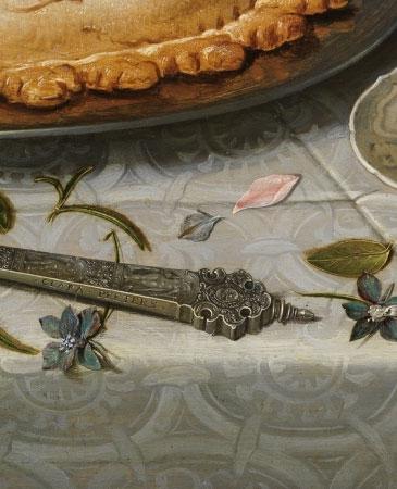 Una obra, un artista: Bodegones de Clara Peeters