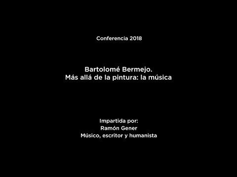 Bartolomé Bermejo. Más allá de la pintura: La música