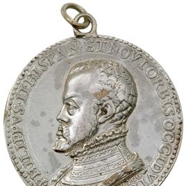 Felipe II de España / Isabel de Valois
