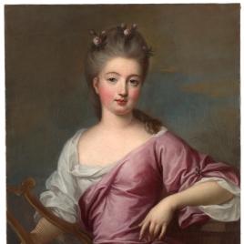 La primera Mademoiselle de Blois, princesa de Conti (¿?)