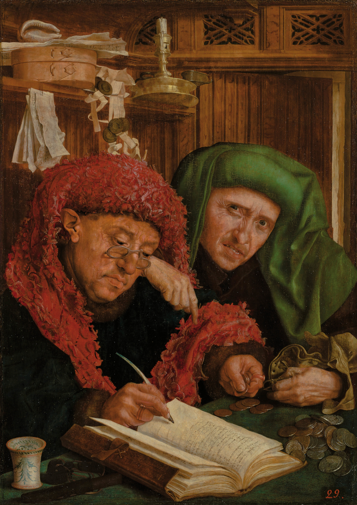 Art, money and markets