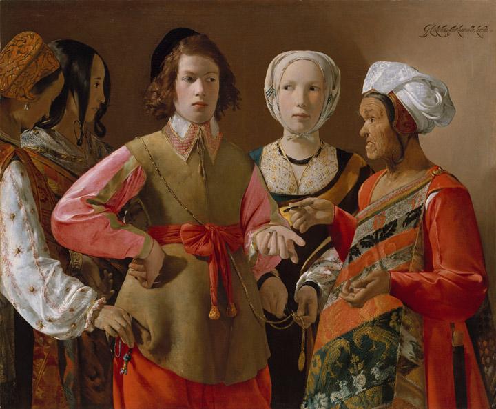 La exposición George de La Tour en el Museo del Prado