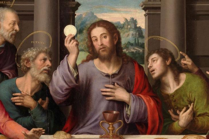 El Prado habla. Retablo de san Esteban