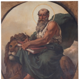 El evangelista San Marcos