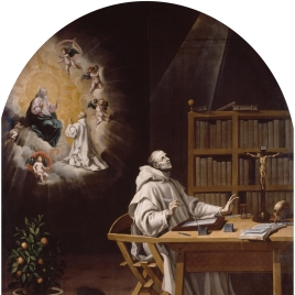 The Vision of Dionisio Rickel, The Carthusian