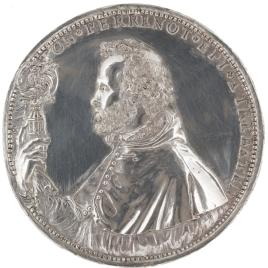 "Antonio Perrenot, cardenal Granvela - El Paraíso Terrenal (""CAETERIS AEQVE"
