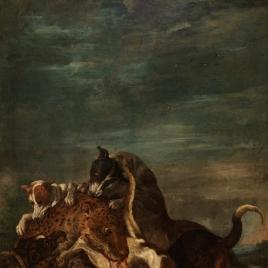Cacería del leopardo