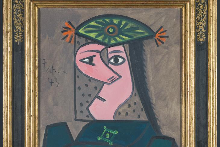 El Museo Nacional del Prado acoge en sus colecciones un Picasso donado por la Aramont Art Collection de la familia Arango Montull a American Friends of the Prado Museum
