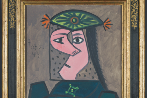 The Museo Nacional del Prado adds to its exhibits a Picasso from the Aramont Art Collection donated by the Arango Montull family to American Friends of the Prado Museum