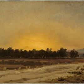 Puesta de sol (Elche)