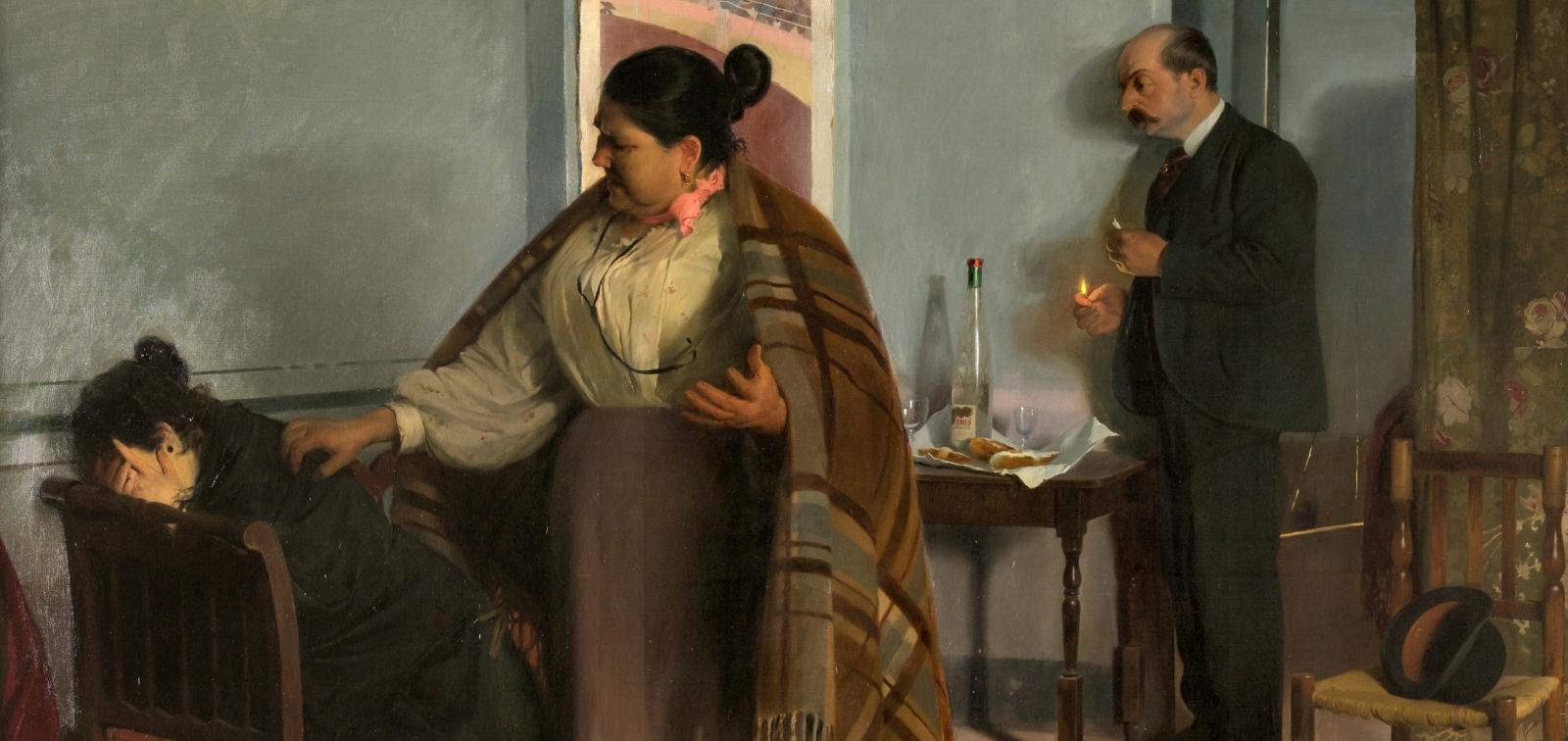 Pintar mancebías entre la Modernidad y la Vanguardia