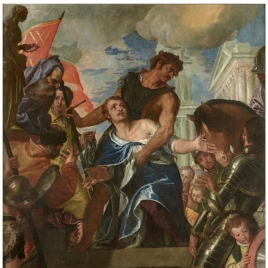 The Martyrdom of Saint Menas