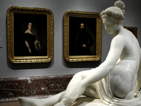 Doce nuevas salas dedicadas al siglo XIX en el Prado
