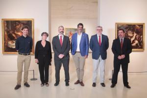 """""""Arte y mito. Los dioses del Prado"""" se presenta en el Museo San Telmo"""