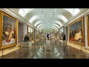 Nuevas salas del siglo XIX