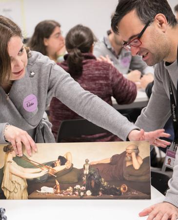 Presentación online El Prado para todos 2020/2021